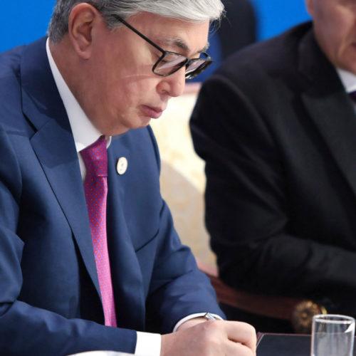 Токаев будет еще жестче наказывать коррупционеров