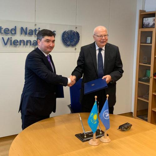 Управление по наркотикам и преступности ООН поддержало антикоррупционную политику Казахстана