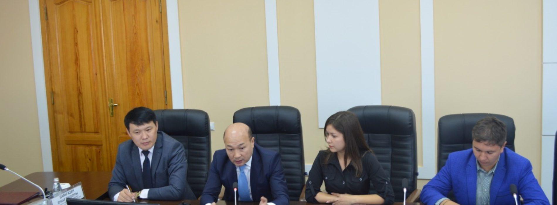 Внедрение проекта «Открытая полиция» поддержал аким г. Петропавловск
