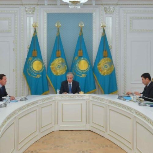 Знание законов и правовая грамотность — президент провел совещание с силовиками