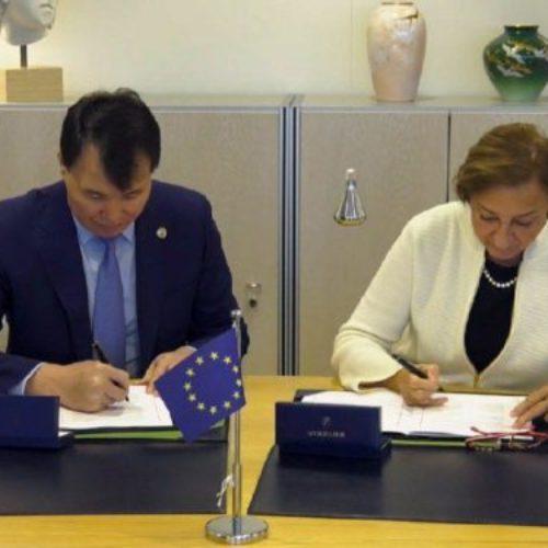 Казахстан подписал соглашение о вступлении в ГРЕКО