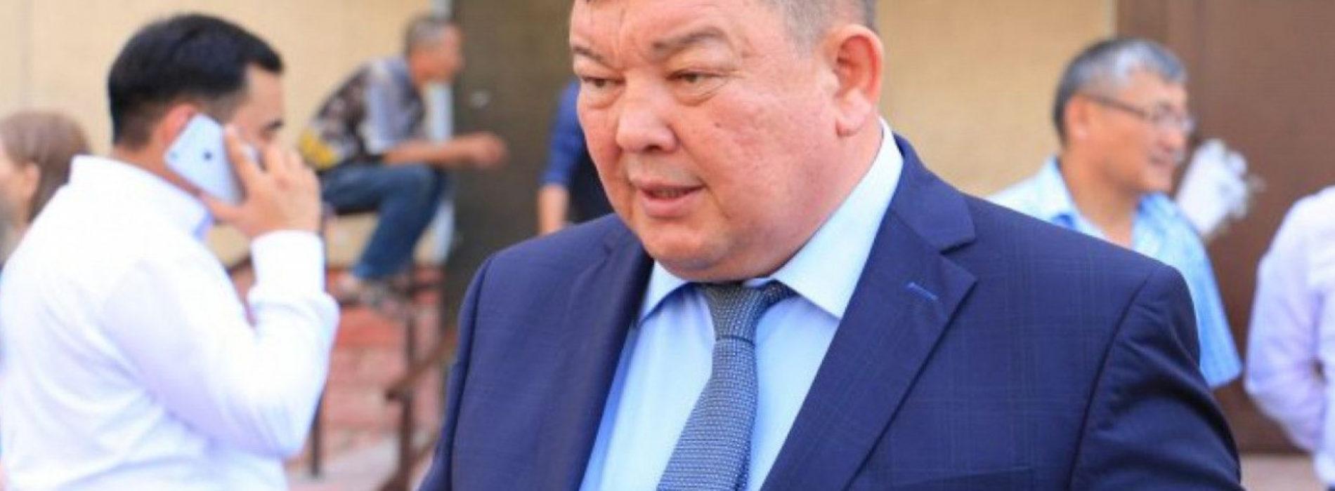 Багдат Манзоров прокомментировал свое освобождение