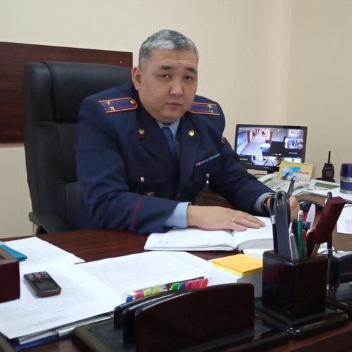 О нарушениях законности полицейскими алматинцы могут сообщить начальнику УСБ в соцсети