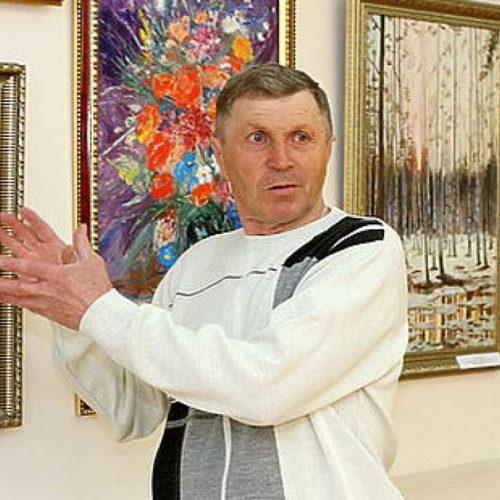В СКО художник попросил акима вернуть долг за картины