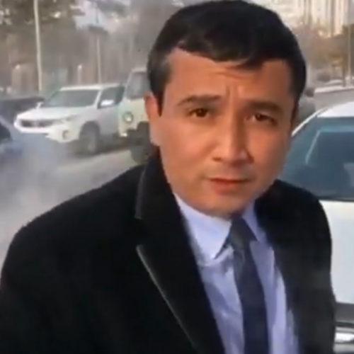 Махавшего «корочкой» арестовали в Алматы