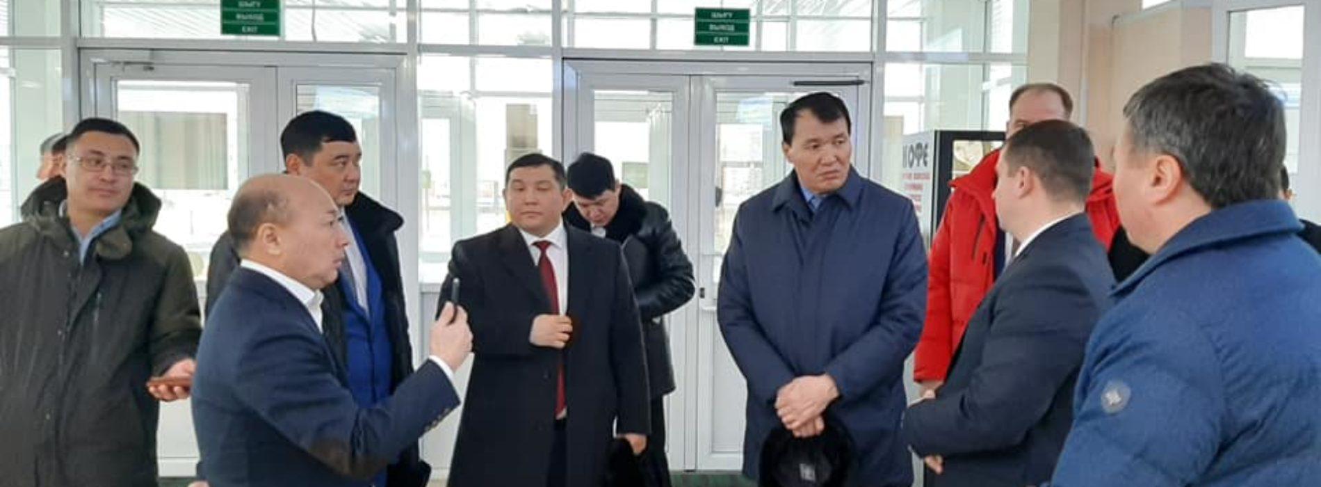 Открытие антикоррупционных центров в Казахстане