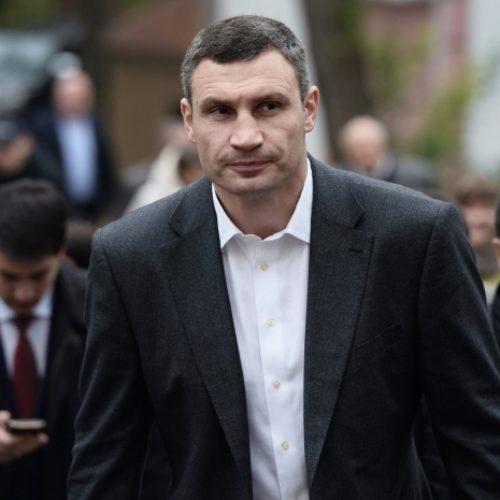 Дело о госизмене возбудили против Виталия Кличко