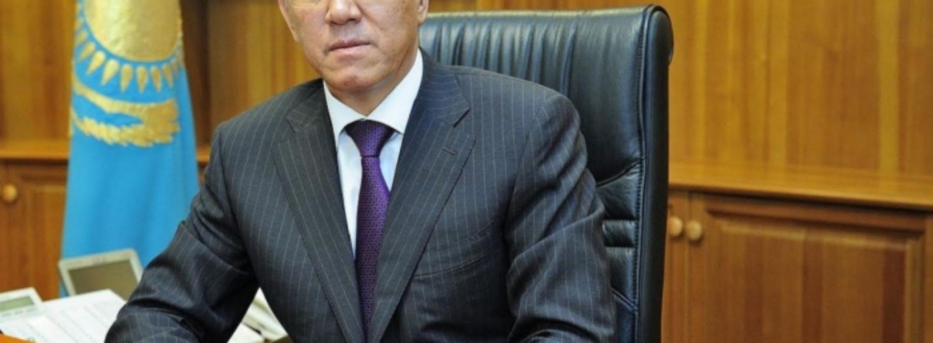 Никогда не боялся отставки — Амандык Баталов