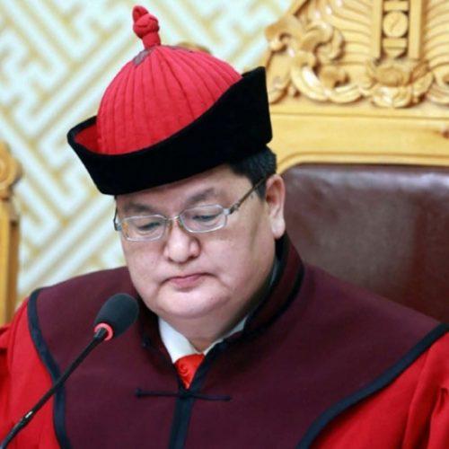 Подал в отставку после секс-скандала глава Конституционного суда в Монголии