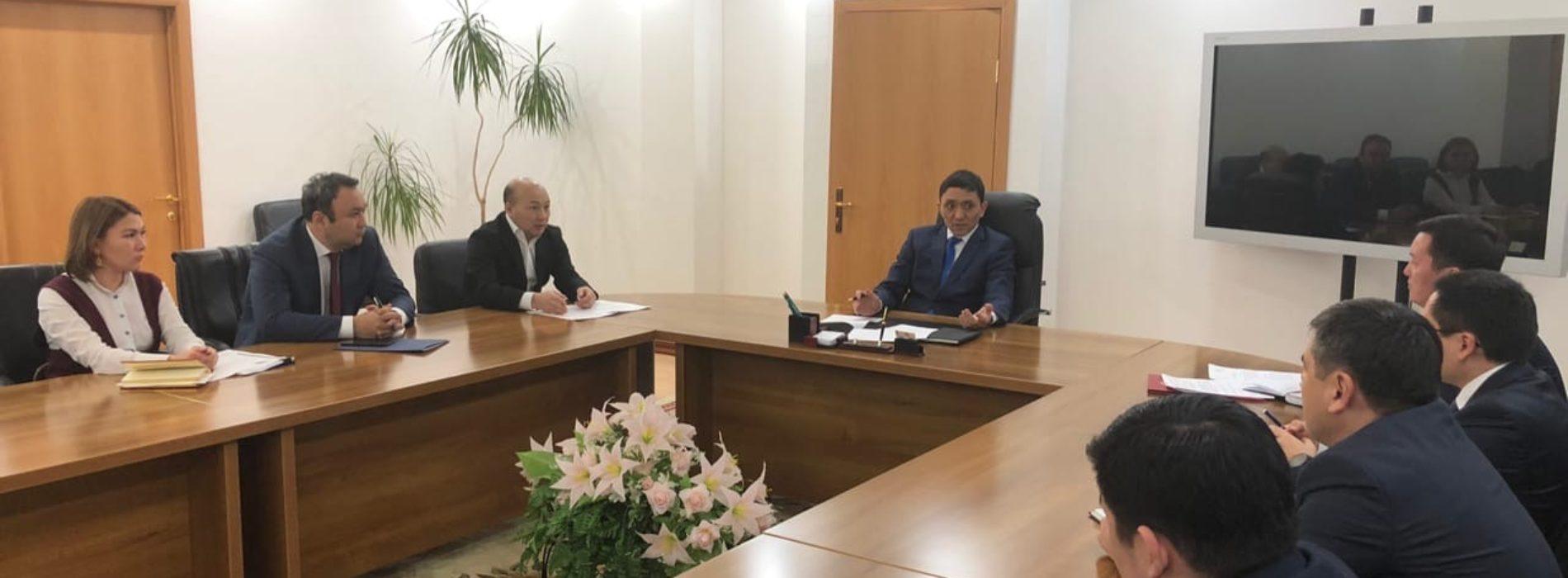 В министерстве нацэкономики обсудили антикоррупционный меморандум