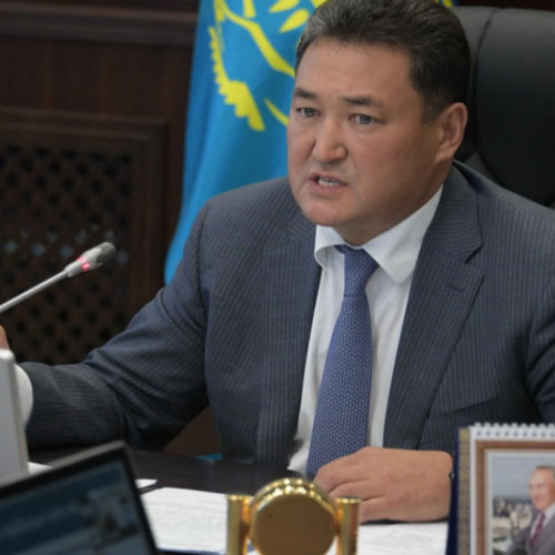 Аким Павлодарской области Булат Бакауов арестован на два месяца