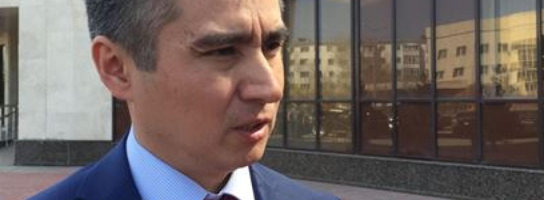 Задержание районного акима Нур-Султана подтвердили официально