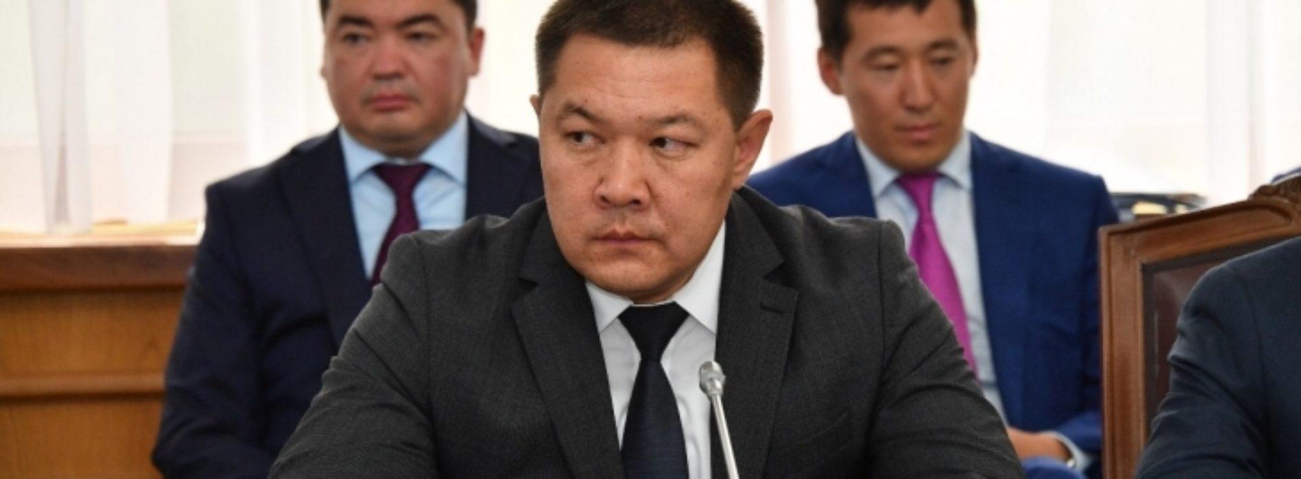 Арестован на два месяца экс-аким Алатауского района Алматы