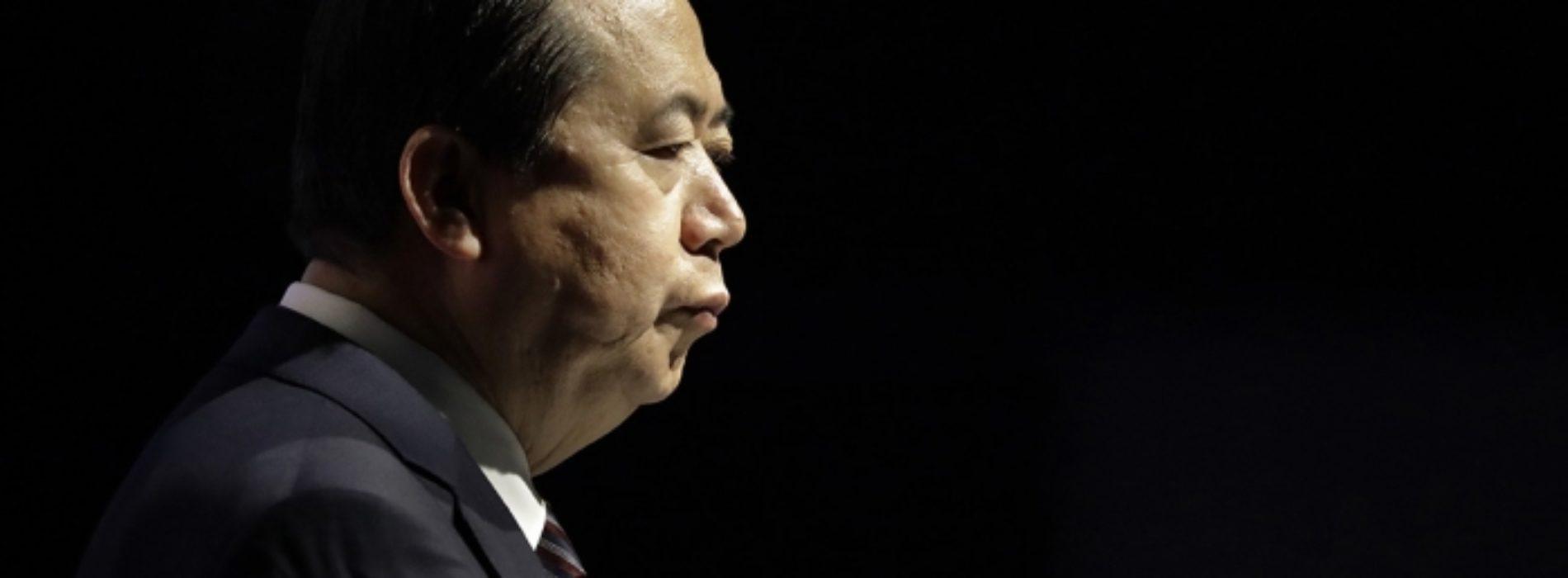 Экс-главу Интерпола приговорили к 13,5 года тюрьмы в Китае