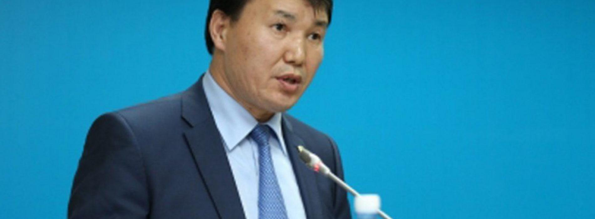 Шпекбаев обозначил семь антикорупционных приоритетов