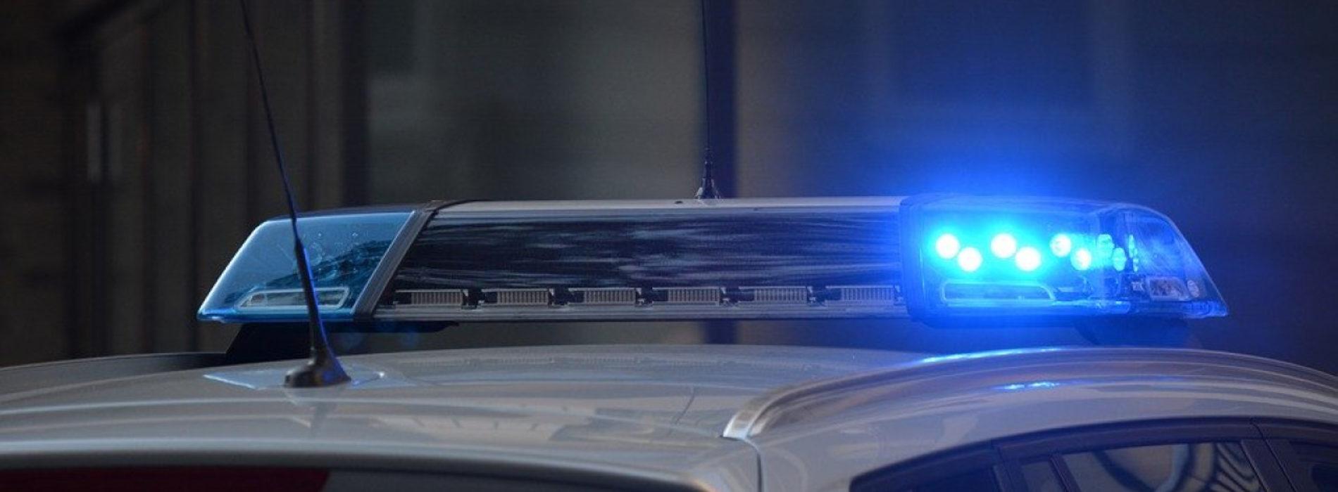 Конфликт полицейских и мужчины сняли на видео