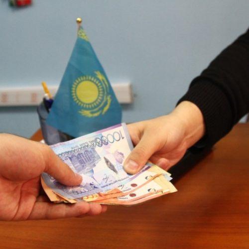 Подозревается в коррупции замруководителя департамента соцзащиты Мангистау