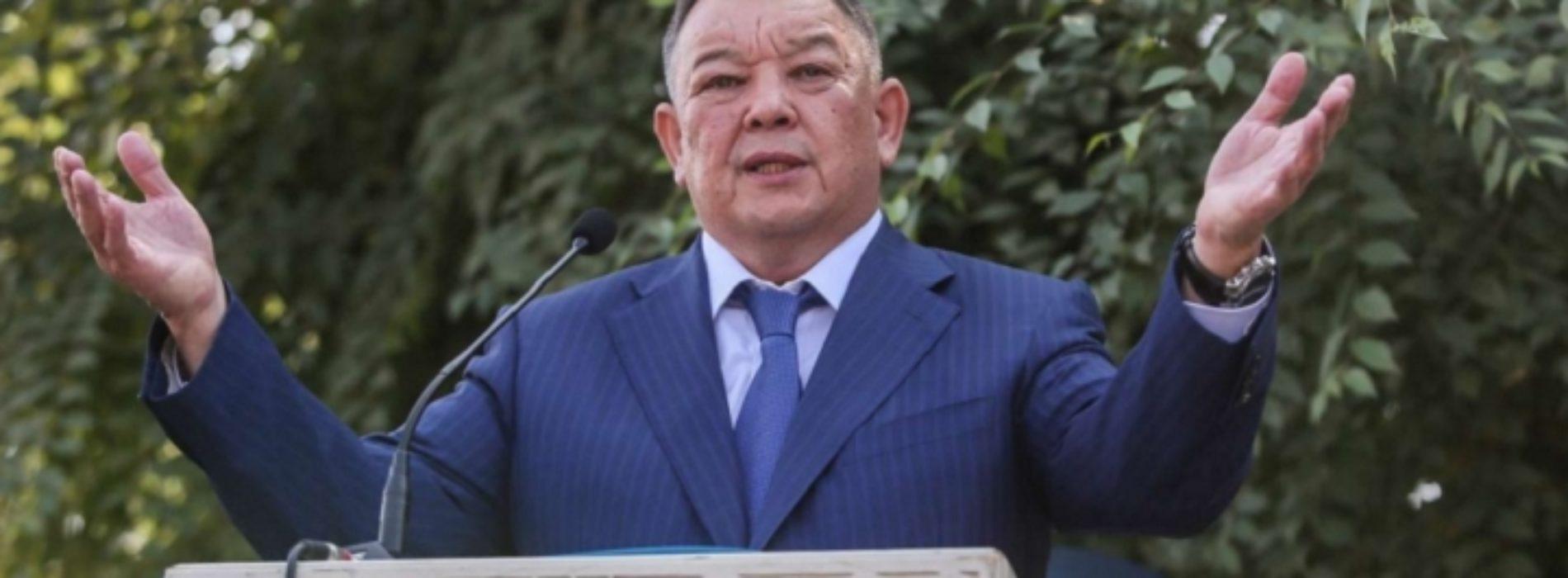 Багдат Манзоров рассказал, почему покинул пост