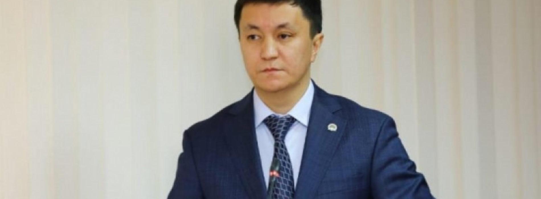 Арестован замакима Актюбинской области