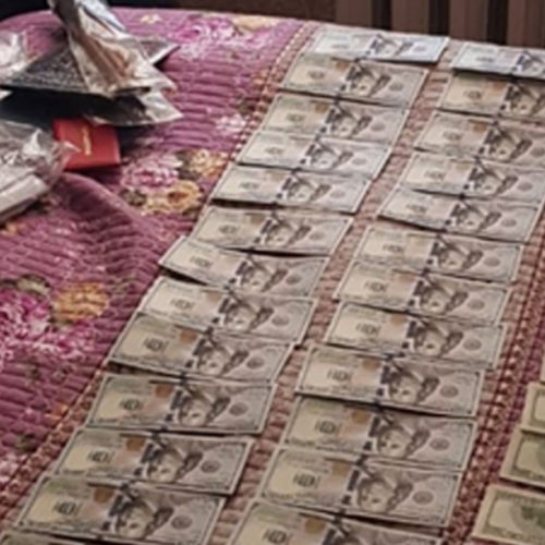 Судью поймали с поличным на взятке в Туркестане
