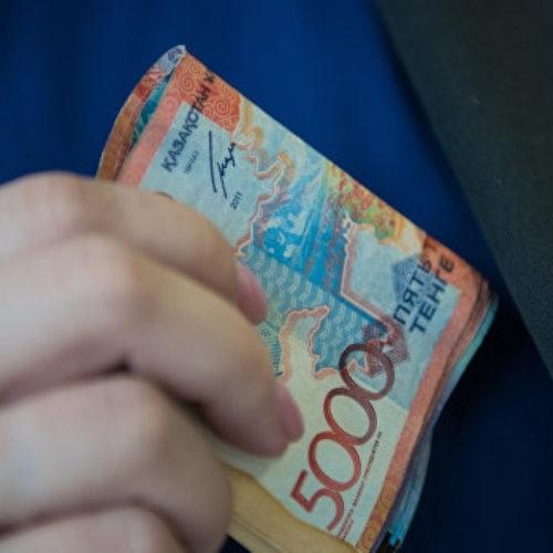 600 тыс. тенге за взятку заплатит сотрудник дорожно-транспортной инспекции в Костанае