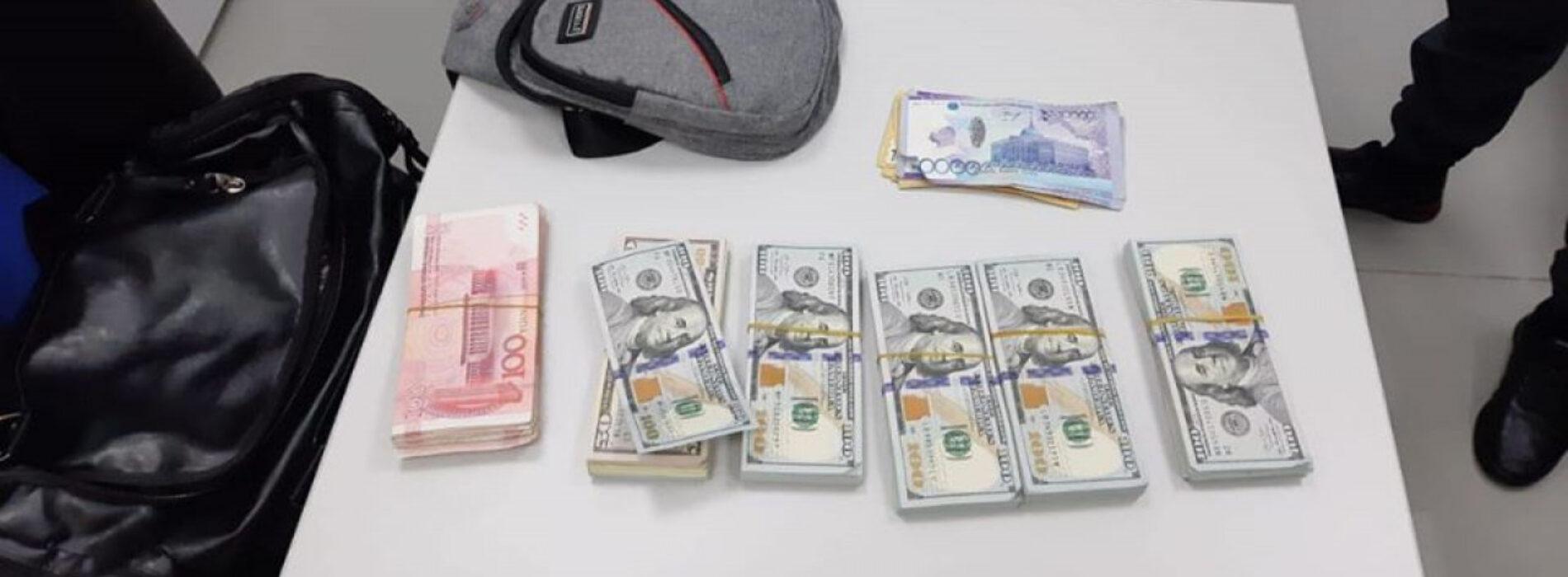 Мужчина с 50 тыс. долларов пытался попасть в Китай через «Хоргос»
