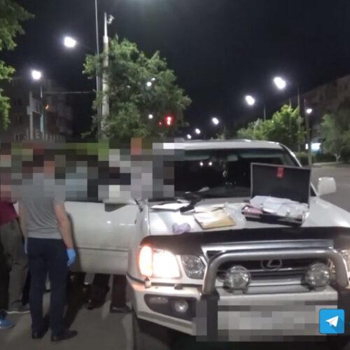 Специалист транспортного контроля СКО задержан за взятку