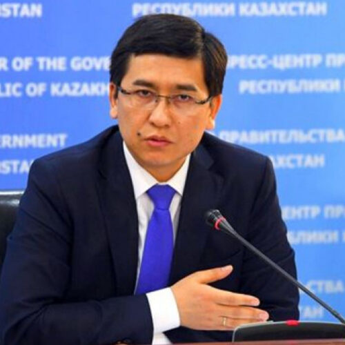 Расследование в отношении своих замов прокомментировал Аймагамбетов