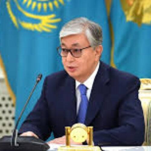 Токаев выступит с Посланием народу Казахстана