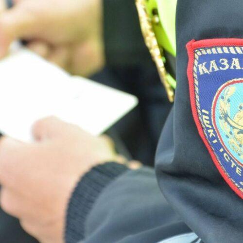 Полицейские Мангистауской области написали жалобу на руководство