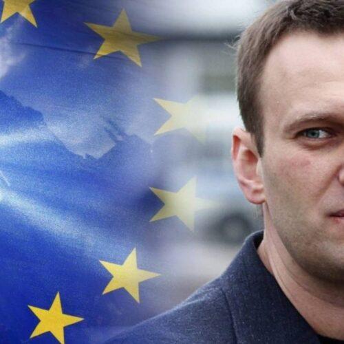 Стали известны имена россиян, попавших под санкции из-за Навального