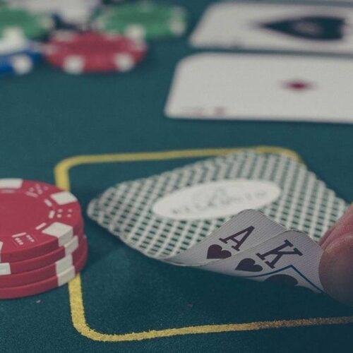 Рейд на подпольное казино в Костанае сняли на видео