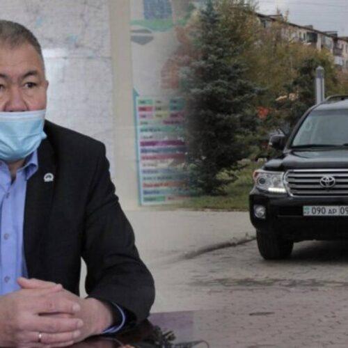 Езду акима Темиртау на дорогом внедорожнике рассмотрел Совет по этике