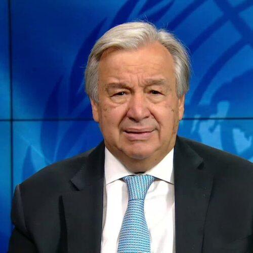Глава ООН: Из-за коррупции есть случаи торговли бракованными аппаратами ИВЛ и плохими тестами