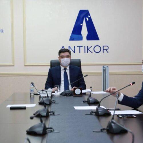 Антикор провел Гражданский форум с представителями неправительственных организаций