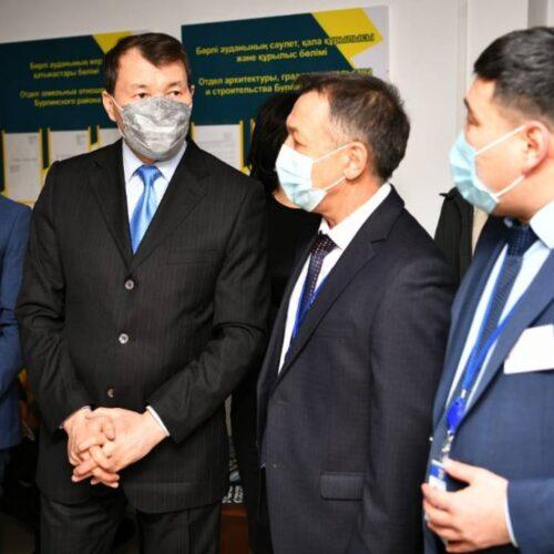Шпекбаев: Заложена правовая основа для эффективного антикоррупционного комплаенса