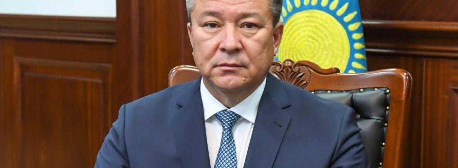 Суд вынес приговор экс-акиму Кызылординской области Искакову