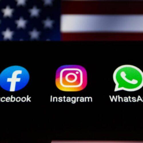 США потребовали от Facebook продажи Instagram и WhatsApp