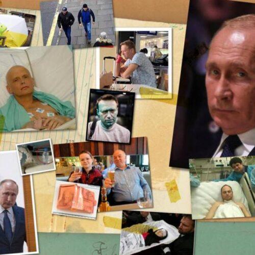 Навального отравили второй раз — СМИ