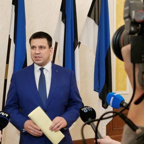 Премьер Эстонии уходит в отставку на фоне коррупционного скандала