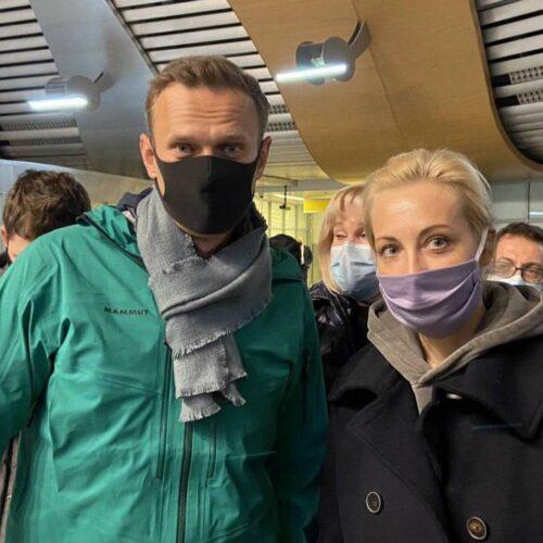 МИД Латвии, Литвы и Эстонии в совместном заявлении назвали задержание Навального неприемлемым
