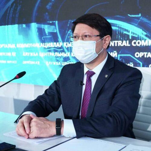 Глава Фонда соцмедстрахования Казахстана отказался назвать свою зарплату
