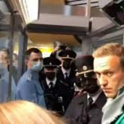 В Евросоюзе призвали освободить Навального