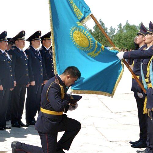 РОО «Первый Антикоррупционный медиа центр» поздравляет сотрудников полиции с профессиональным днем !